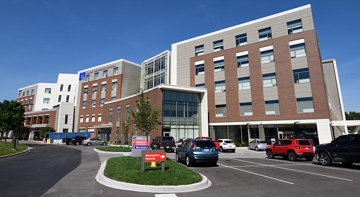 Norton Brownsboro Hospital expansion